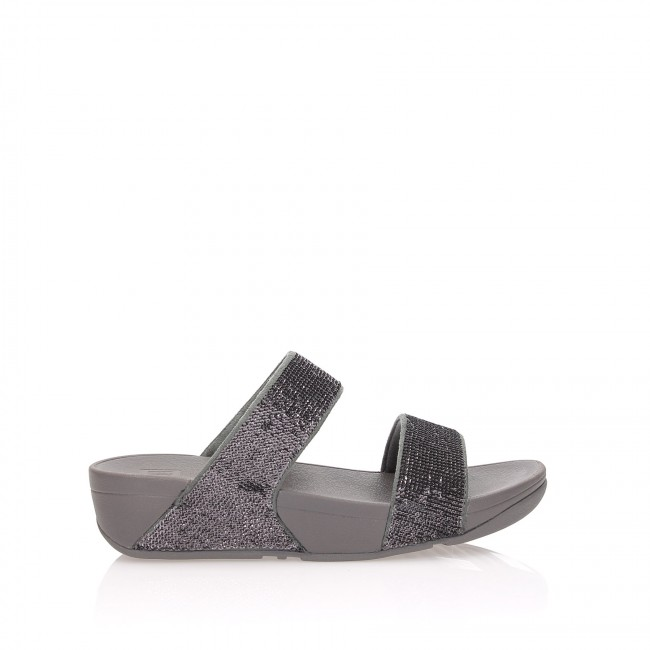 C61-054-ARGENTO-018 FitFlop PE18