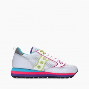 Sneakers Jazz Triple Neon