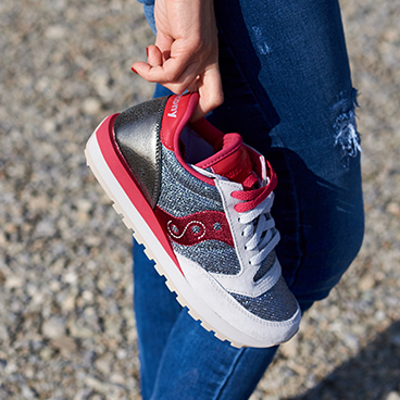 saucony jazz e shadow donna