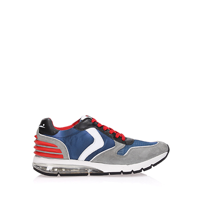 sneakers colorate voile blanche