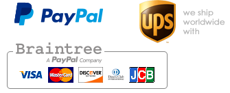 secure payments and ups worldwide shipments